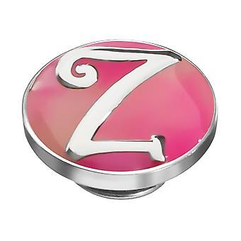 KAMELEON letra Z Sterling Silver Colour JewelPop KJP26