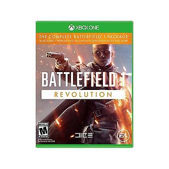 בשדה הקרב 1 המהפכה Xbox 1