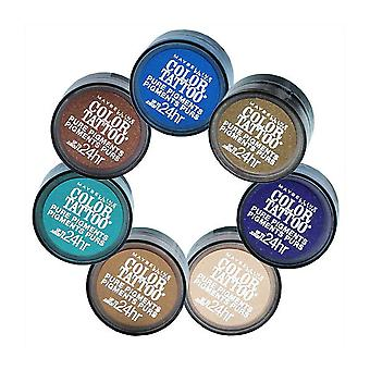 Maybelline Color Tattoo Pure Pigments Eye Shadow