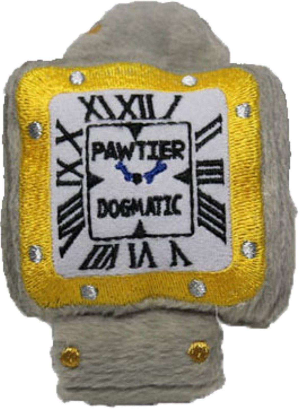 Pawtier Watch Dog Toy