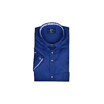 R2 Short Sleeve Shirt Royal Blue