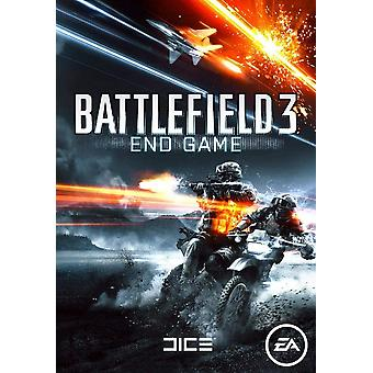 Battlefield 3 End Game Expansion PC (French Packaging Multi Language in Game)