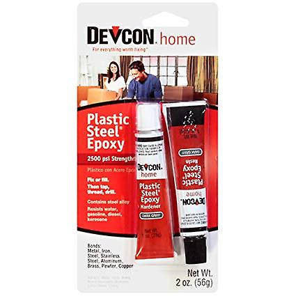 Devcon Plastic Steel Epoxy Adhesive 56g - 2600 psi Strength