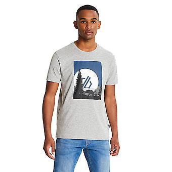 Dare 2b Mens Strife Grafik Kurzarm Casual T Shirt