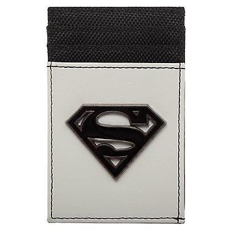スーパーマン フロント ポケット カード ウォレット