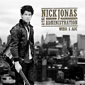 ニック・ジョナスとザ・アドミニストレーション-私は誰ですか: スペシャルエディション [CD] アメリカ輸入