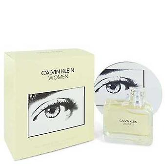Calvin Klein Woman By Calvin Klein Eau De Toilette Spray 3.3 Oz (women) V728-546852