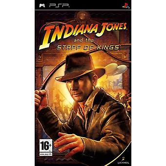 Indiana Jones et le personnel des rois (PSP) - Nouveau