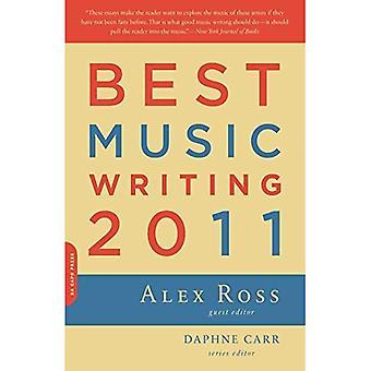 Bedste musik skriver 2011