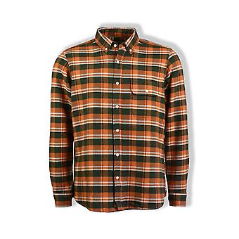 Far Afield Larry Flannel Shirt (Erland Check)