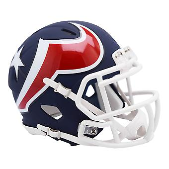 Riddell Speed Mini Football Helmet - NFL AMP Houston Texans
