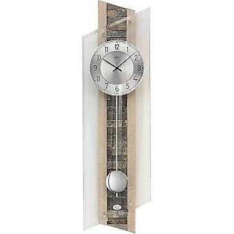 Pendulum clock radio AMS - 5224