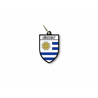 مفتاح الباب الرئيسي cle العلم جمع مدينة شعار أوروغواي من الأسلحة