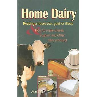 Home Dairy - Keeping a House Cow - Goat or Sheep & How to Make Cheese