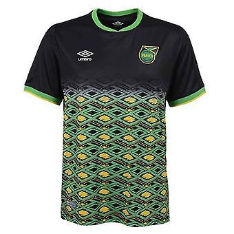 2018-2019 Jamaica Away Umbro Football Shirt