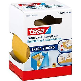 tesa 56665-01-01 Tejptesa® Bastelband Transparent (L x W) 2,75 m x 38 mm 2,75 m