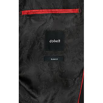 Dobell Mens Black Morning Wedding Tailcoat Slim Fit