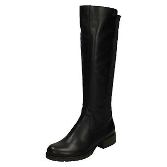 Ladies Rieker Knee High Boots Z9591