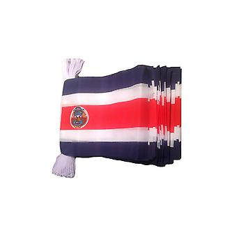 Costa Rica Keltasirkku 6m 20 lippu