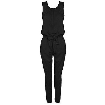 Womens chic overlay casual romper jumpsuit