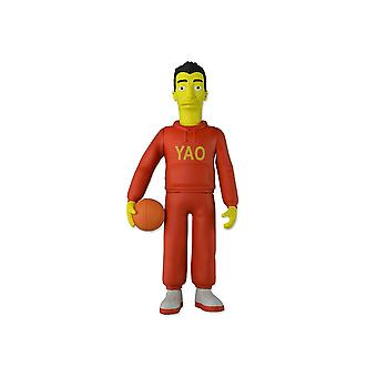 Yao Ming Figure from The Simpsons