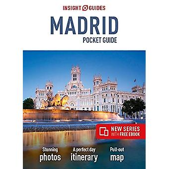 Insight Guides Pocket Madrid Travel Guide with Free eBook