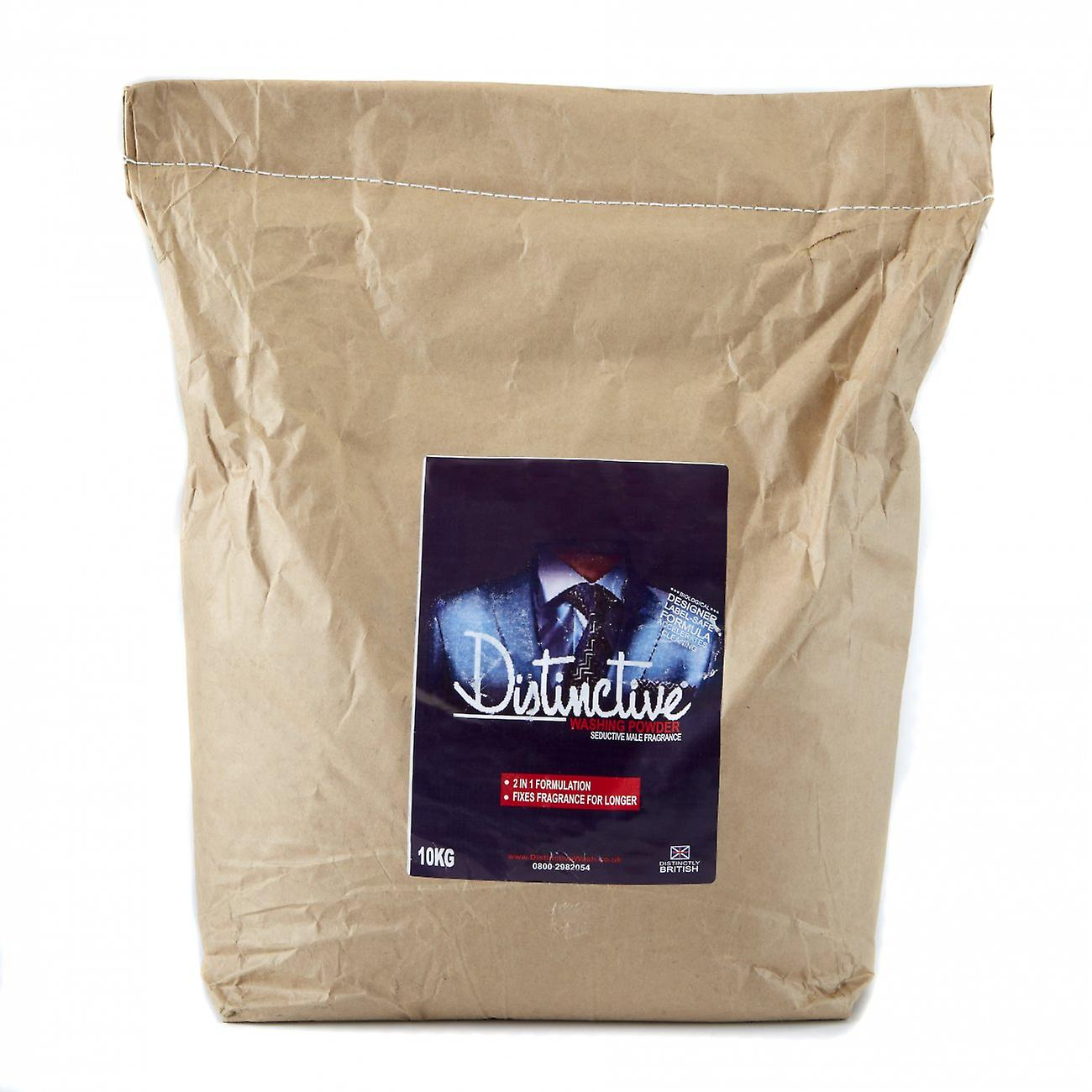 Distinctive Washing Powder, 166 Wash Sack - Masculine Fragrance