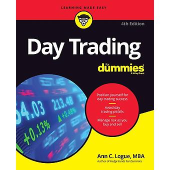 Day Trading For Dummies 4th Edition by Logue & Ann C