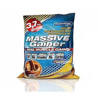 Quamtrax Nutrition Massive Gainer Chocolate 3700gr