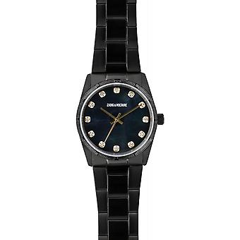 Watch Zadig and Voltaire FUSION ZVF222 - shows steel analogue of woman
