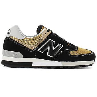 New Balance Classics OM576OKT Herren Schuhe Schwarz Sneaker Sportschuhe