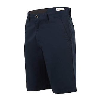 Volcom Men's Frickin Chino Short, Dark Navy 40