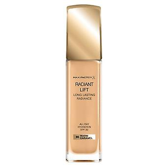 Max Factor Radiant Lift Foundation 30ml - 85 Warm Karamell