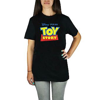Disney Pixar Toy Story Distressed Logo Women-apos;s Boyfriend Fit Black T-Shirt Disney Pixar Toy Story Distressed Logo Women-apos;s Boyfriend Fit Black T-Shirt Disney Pixar Toy Story Distressed Logo Women-apos;s Boyfriend Fit Black T-Shirt Disney Pixar