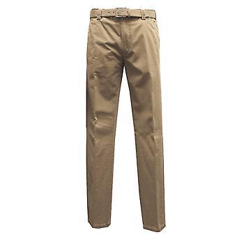 MEYER Meyer Sand Trousers New York 5001/33