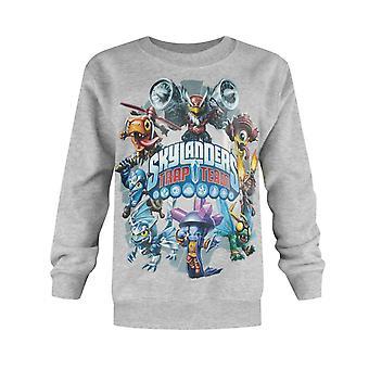 Skylanders Trap Team Kid's Sweatshirt