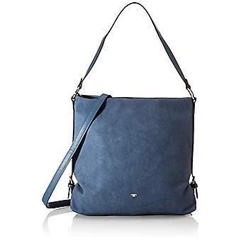 Tom Tailor Acc Perugia - Blue Women's Shoulder Bags (Blau) 32x29x11.5 cm (W x H L)