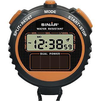 SINAR Orologio digitale solare Stopwatch Modello ST-10
