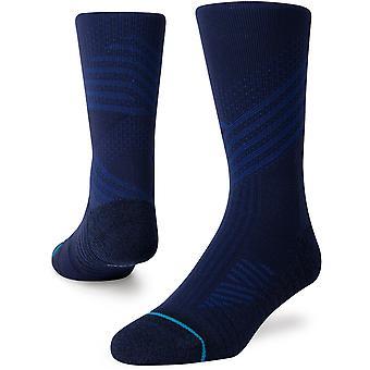 Stance Athletic Crew Socks in Navy