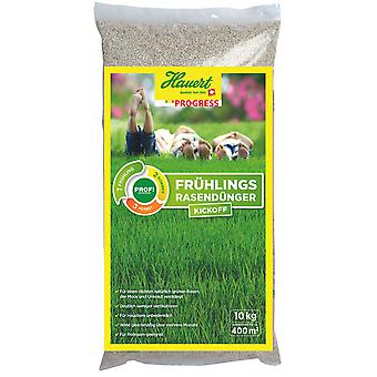 HAUERT Progress Spring Lawn Fertilizer, 10 kg