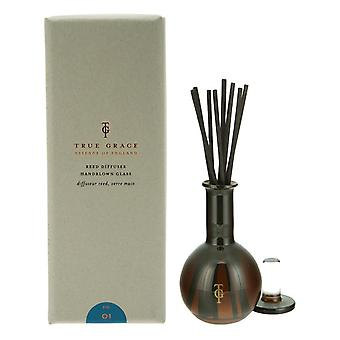 Burlington room scent diffuser with rods - fig - (cowardly) -100ml