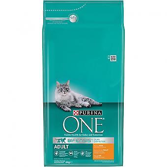 Purina One Bifensis Esterilizado Rico en  Pollo (Cats , Cat Food , Dry Food)