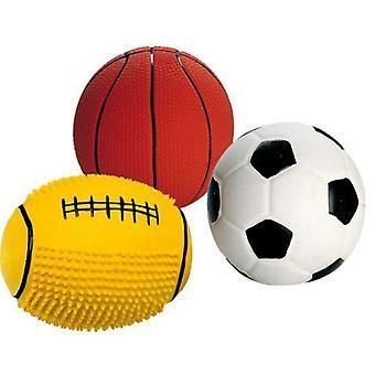Ferplast Latex Balls Cani Pa 5536 (Cani , Giochi e sport , Giochi in lattice)