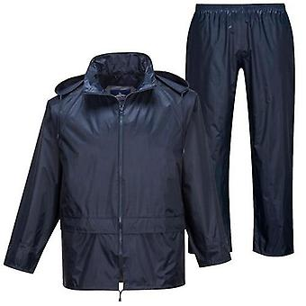 Portwest Essentials Waterproof Rainsuit