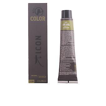 I.c.o.n. Ecotech kleur natuurlijke #9.21 zeer lichte Pearl Blonde 60 Ml Unisex