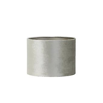 Light & Living Cylinder Shade 25x25x18cm Zinc Space Dust