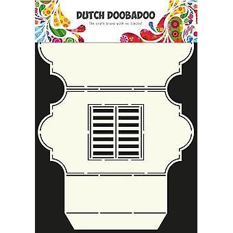 Dutch Doobadoo Dutch Card Art Stencil Window 3- A4 470.713.317
