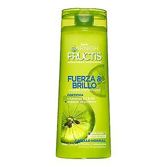 Fortalecimento shampoo fructis Fuerza e Brillo Garnier (360 ml)