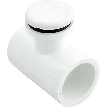 """الممر المائي 670-2160 1 """"زلة المحملة نمط الشخصية منخفضة حاقن-أبيض"""
