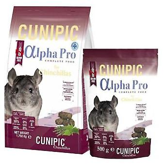 Cunipic Alpha Pro Chinchilla (Small pets , Dry Food and Mixtures)